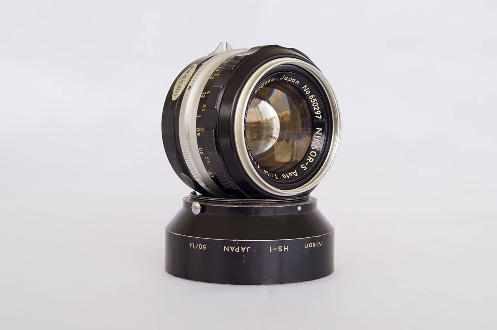 Nikkor-S 50mm f1.4